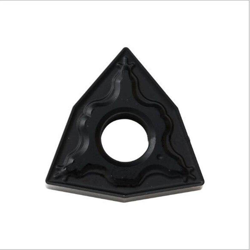 WNMG080404 HM NC3120 original korloy carbide insert usr for turning tool holder boring bar mini machine