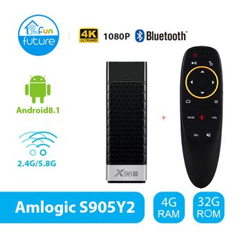 4 K DLP C6 Mini proyector inteligente Amlogic S905X Quad Core Android 6,0  wifi de doble banda del