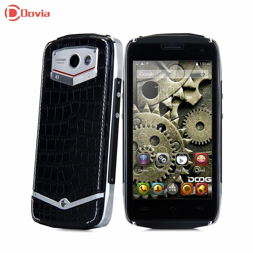 DOOGEE DG700 3G Smartphone 4 5 inch MTK6582 Quad Core Waterproof Dustproof 1GB RAM 8GB ROM