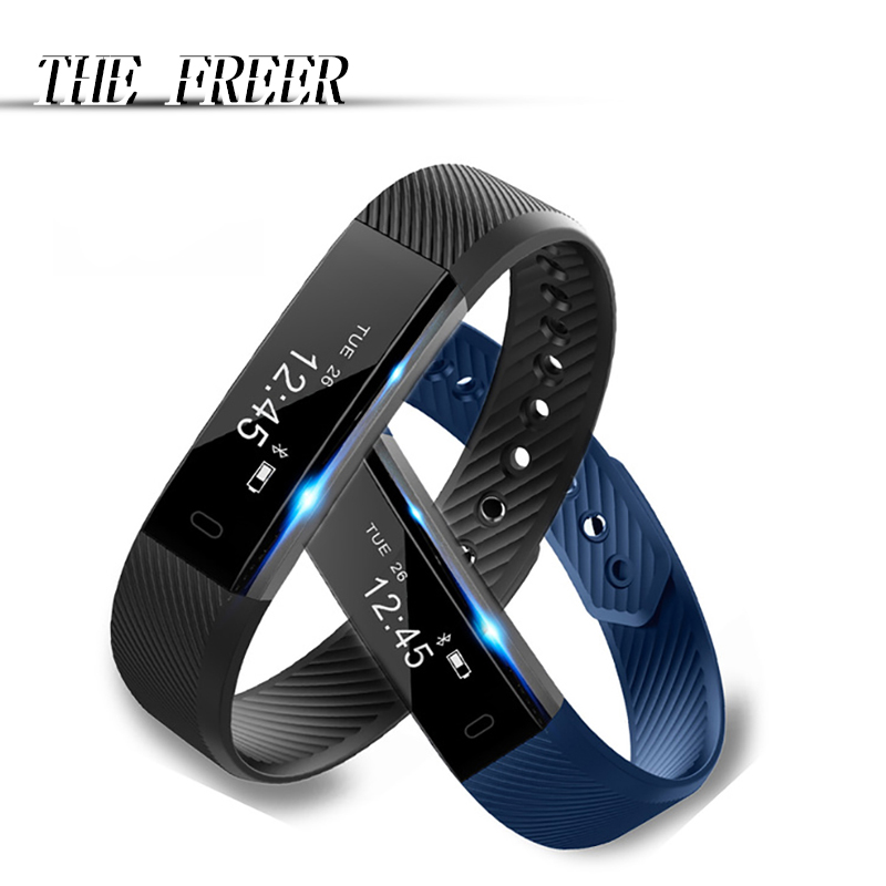 Sport Smart polsbandje Digitale horloge Armband Fitness Tracker Step - Herenhorloges