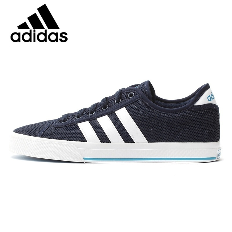 Official Original Adidas Thread NEO Label Daily Men's Skateboarding Shoes Low Top Flat Sneakers Breathable Leisure Rubber F98959 цены онлайн