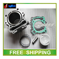 HS400 ATV 400CC HISUN HSUN CYLINDER HEAD ATV accessories free shipping