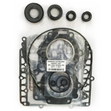 OVERSEE 6G0-W0001-00 Gasket Set Replace for Yamaha outboard  20HP & 25HP 2 Stroke Old Model