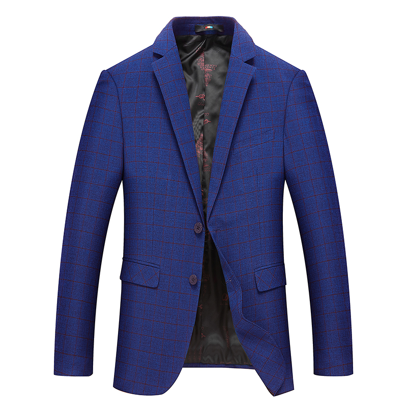 2018 spring and summer new youth business casual suit jacket Blazers men, fashion wild s ...