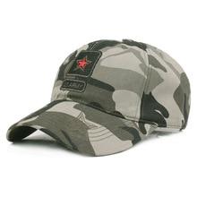 Adjustable Head Size Mens Hat Autumn Winter Cotton Baseball Cap Male Bone Camouflage Tongue Climbing Hats Female Unisex