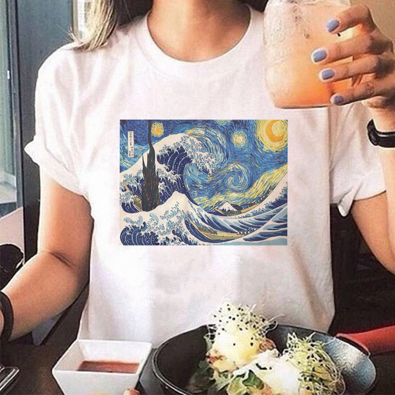 Plus Size Summer Women T-shirt VOGUE Prined Harajuku Casual Tumblr Tshirt Casual Hipster Tops Camiseta Mujer 2018 Clothes Famale