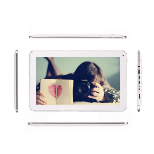 цена на 10pcs/lot 10.1 Capacitive Touch Screen A20 Dual-Core Android 4.2 8G Tablet PC with Dual Camera
