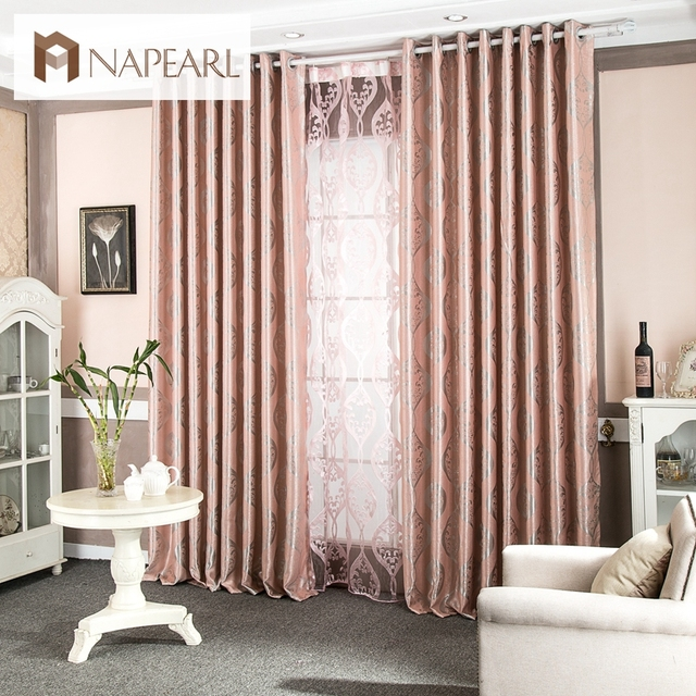 NAPEARL Luxus chinesischen vorhänge wohnzimmer vorhänge fenster ...