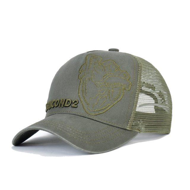 Army Green Black trucker hat 5c64fecf9da3e