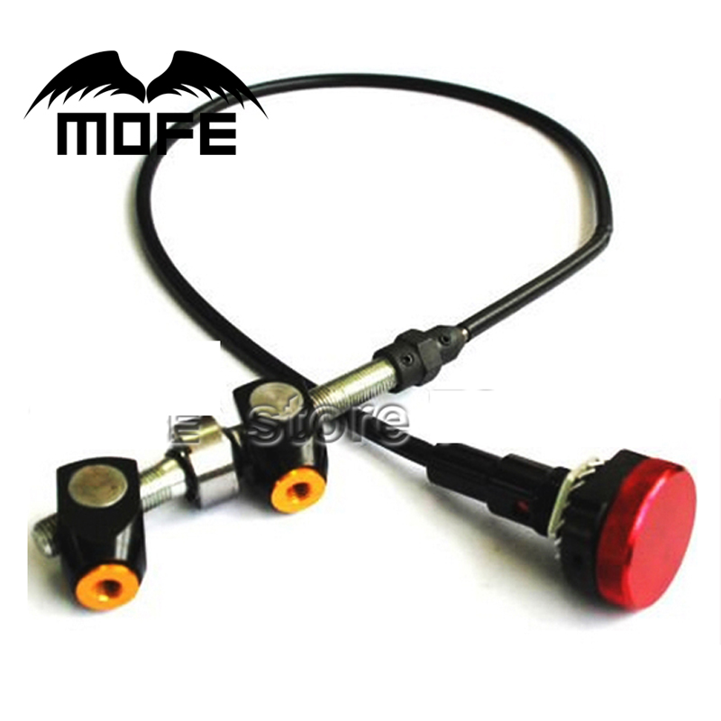 Высокое качество Универсальный кабель дистанционного балансира регулировки для педали