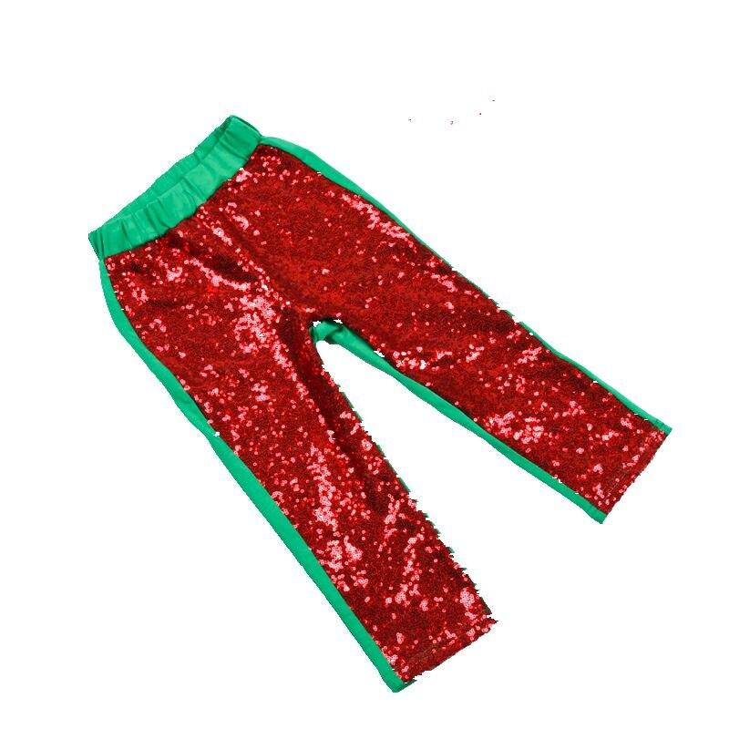 35a05a128140 Dropwow Girls Sequin Pants Rose Gold Sequin leggings Sparkle Pants ...