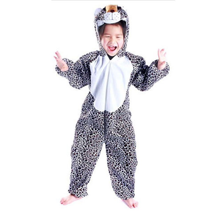 6c8639f95878 Lovely Kids Unisex Children Onesie Pajamas Cartoon Animal ...