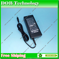 5pcs/lot 90w 19V 4.74A 5.5*2.5mm Laptop Universal AC Adapter Charger For Asus For Toshiba For Delta For Gateway