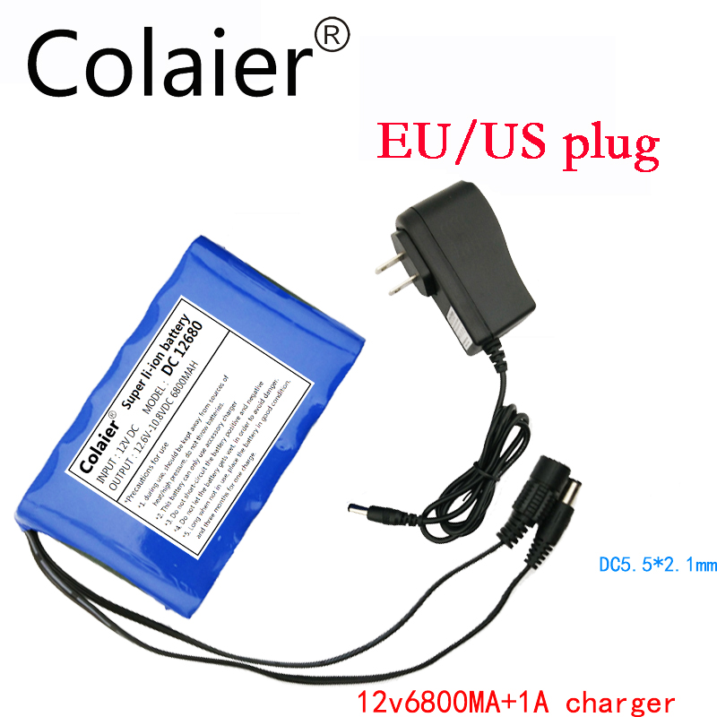 Colaier New Portable Lithium Ion Battery, Super Capacitor