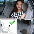 Universal Headrest Car Seat Head Neck Support Pillow Shoulder Side Pillow Cushion Car Styling Relieve Pressure For Sleeping