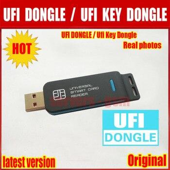 2019 más nuevo 100% original UFI DONGLE/Ufi Dongle trabajar con la Asociación de la Caja