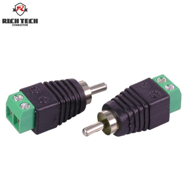 Phono Plug Wiring