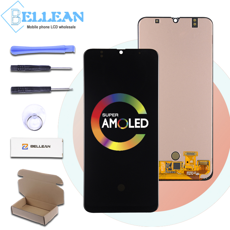 Catteny 6.4Inch For Samsung Galaxy A50 Lcd Touch Screen Digitizer Assembly A505 Lcd A505F/DS A505F A505FD A505A Display FreeShipCatteny 6.4Inch For Samsung Galaxy A50 Lcd Touch Screen Digitizer Assembly A505 Lcd A505F/DS A505F A505FD A505A Display FreeShip