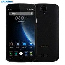 3 г оригинальный смартфон Doogee X6 1 ГБ + 8 ГБ 5.5 дюймов Android 6.0 MTK6580 Quad Core 1.3 ГГц разблокировать телефон WIFI BT GPS оты телефона