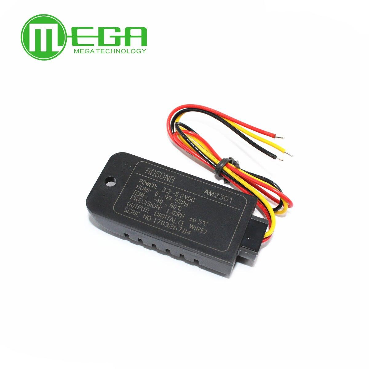 10pcs DHT21 100% New Digital-output relative humidity & temperature sensor/module,connect with single-bus-line Sensor AM2301