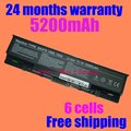 Jigu 6 celdas de batería para portátil dell vostro 1500 1700 para Inspiron 1520 1521 1720 1721 GK479 GR995 KG479 NR222 NR239 TM980 FK890