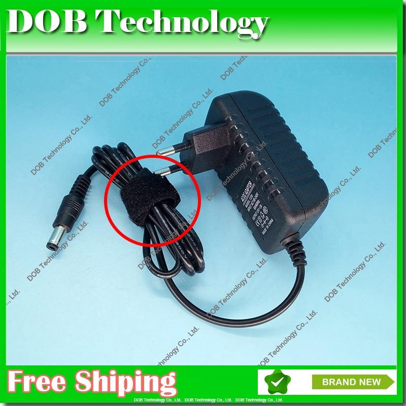 L'UE pour Seagate 1 tb 2 tb Disque Dur Externe HDD ordinateur portable adaptateur Alimentation 12 V 2A 5.5mm chargeur