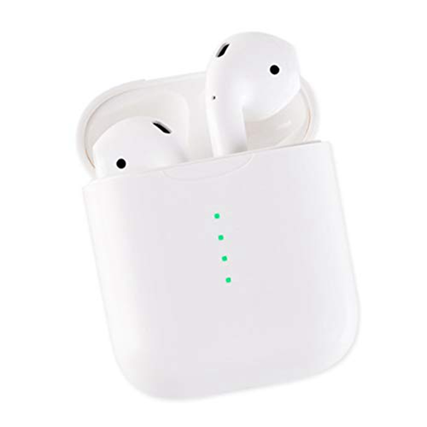 i10 <font><b>TWS</b></font> air Wireless Bluetooth 5.0 Touch Earphone Earbuds with Charging Box Mic For Ip8,9,X Android Xiaomi huawei pods I9Swts image
