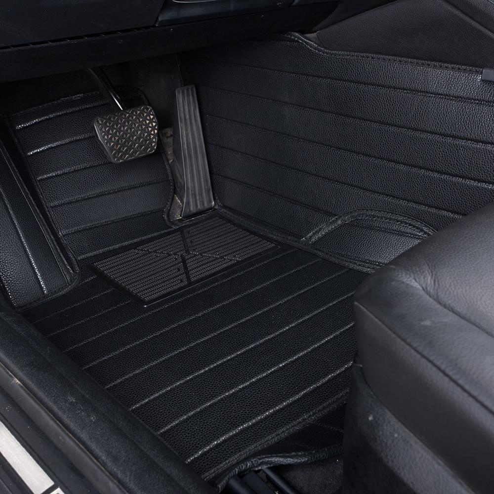 Bmw floor mats z4 - Car Floor Carpet Customized For Bmw X1 X3 X4 X5 X6 Z4 M3 1 3