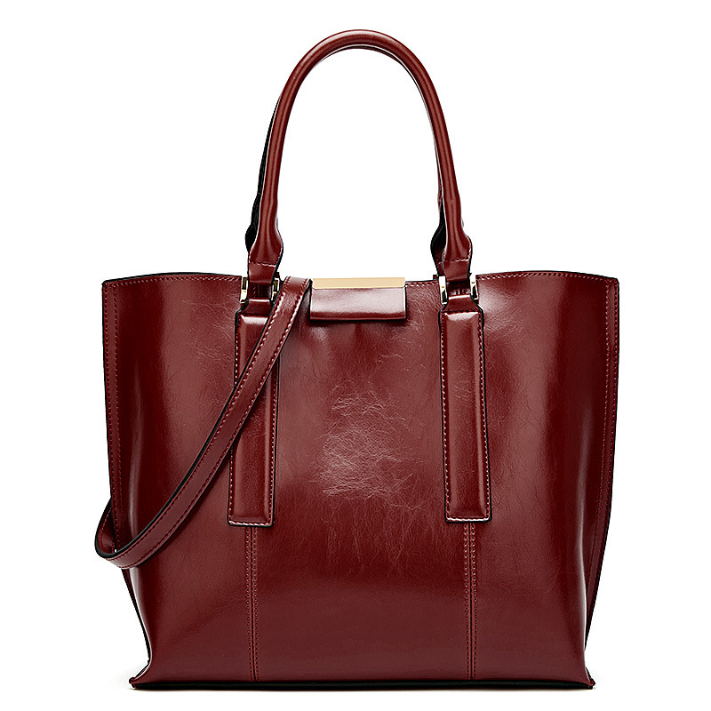 Hot 2019 Newest Designer Handbags Women Korean Fashion Commuter Bags Ladies Handbags Lady Fashion Brown Leather Women Bags