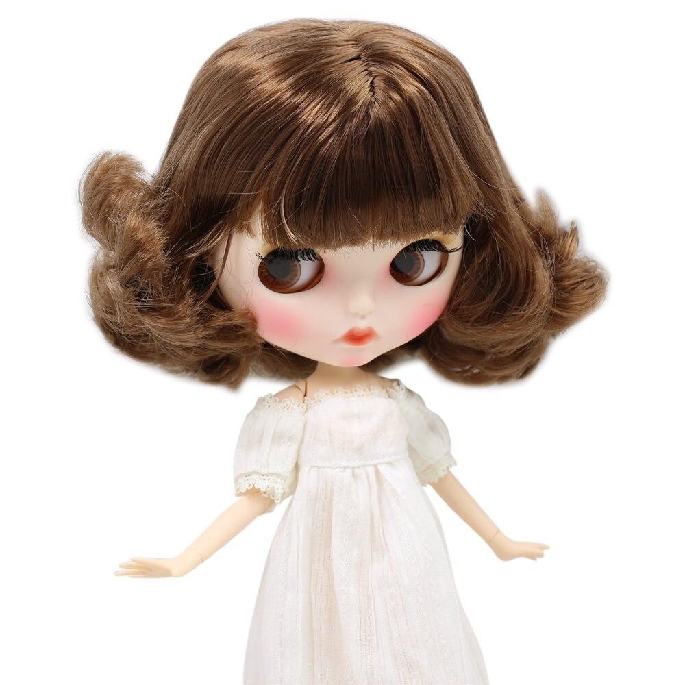 Azalea – Premium Custom Blythe Doll with Pouty Face 5