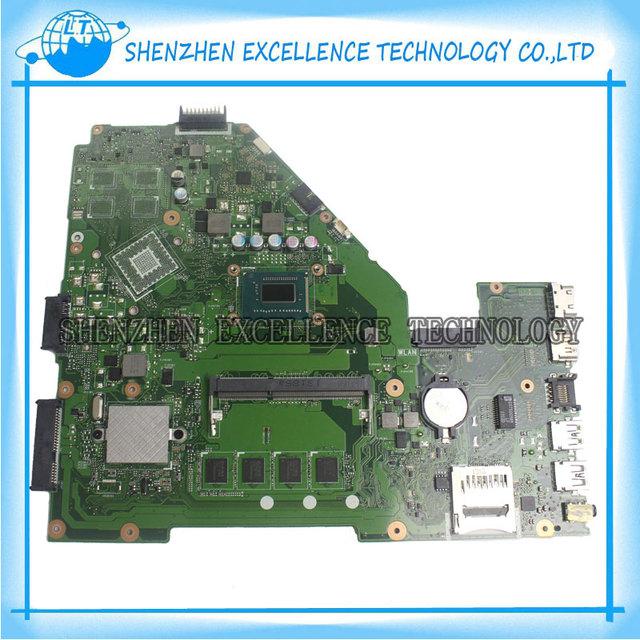 Para asus x550cc x550ca placa madre del ordenador portátil mainboard i5 cpu 4 gb de ram completamente prueba antes del envío