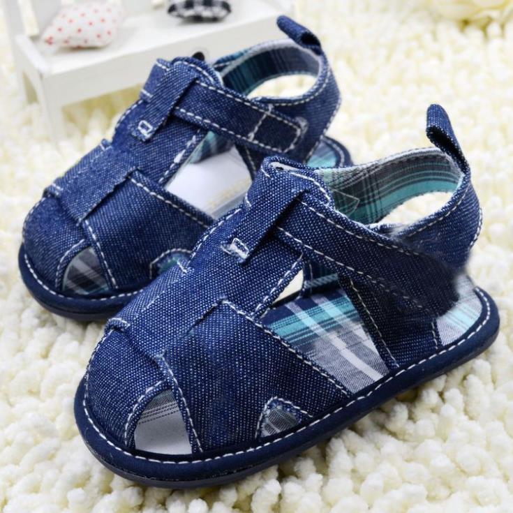 2017-Blue-Jeans-baby-sandal-shoes-baby-shoes-toddler-shoes-1
