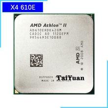 AMD Athlon II X4 610e 2,4 GHz Quad-Core CPU procesador AD610EHDK42GM hembra AM3