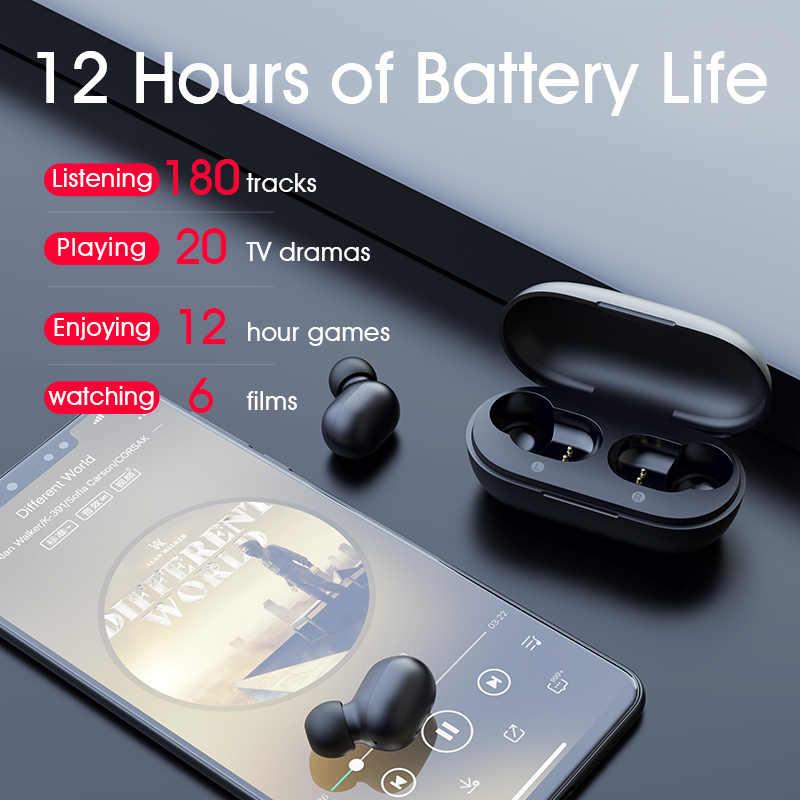 Haylou GT1 отпечатков пальцев Touch Bluetooth наушники, HD стерео Беспроводной наушники, Шум отмена игровая гарнитура