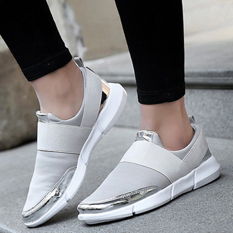 Sneakers Women Summer Breathable Mesh Slip on Casual Vulcanize Shoes Ladies Soft Flat Comfort Walking Shoes BTF1007 fashion summer mesh lace low heel breathable casual dress shoes flat women licht schoenen sweet slip on outdoor walking shoes