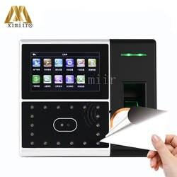 High-Tech офис с лица отпечатков пальцев контроля доступа время посещаемости системы TCP/IP GPRS и камеры Бесплатная доставка