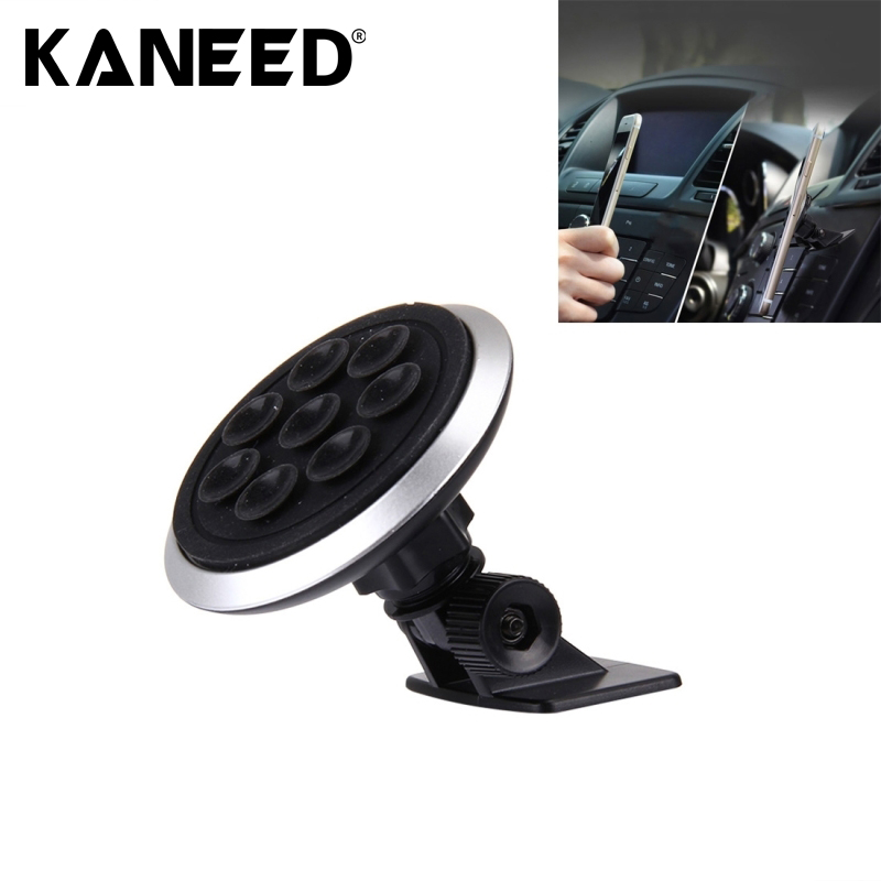 Universal 360 Degrees Rotation Car Wireless Charger with Sucker Holder Stand for Samsung/ Huawei/ Sony/ HTC