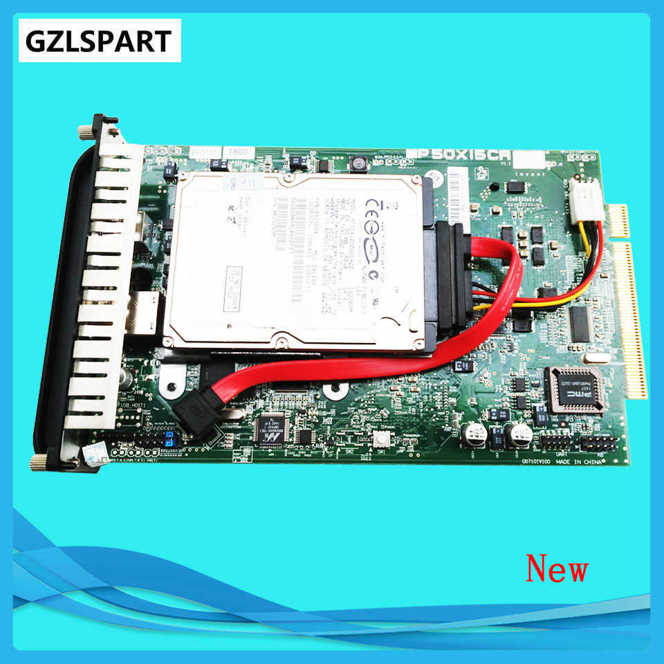 FORMATTER PCA ASSY Formatter Board logic Main Board MainBoard mother card For HP T610 T1100 T1100PS Q6683-60193 Q6683-67023