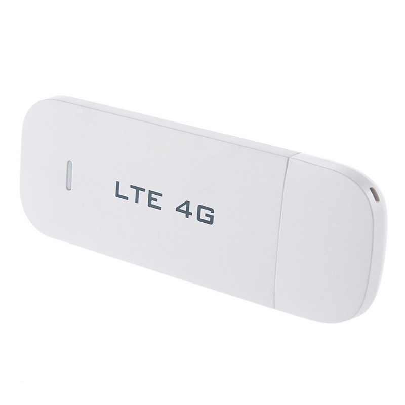 4G LTE USB Dongle נייד בפס רחב מודם SIM כרטיס 802.11 b/g/n עבור Wifi Sharging תמיכה TF כרטיס