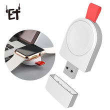 ET Portable Charger for iWatch 4 Fast Wireless USB Apple Watch 3 2 1 Mini Travel Laptop Power Bank