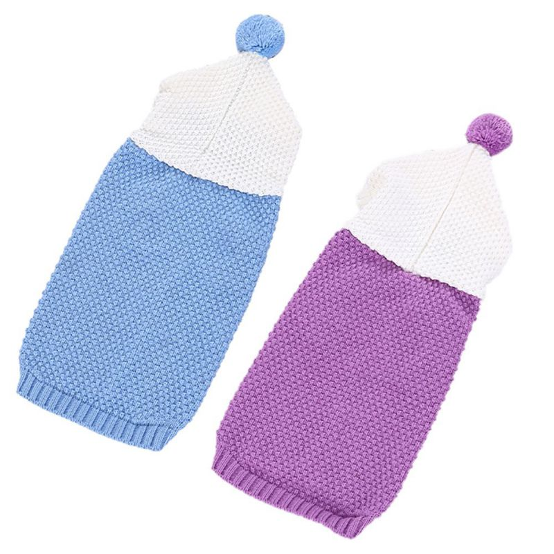 Pet Dogs Cat Sweater with Hat pet hooded coat Winter Warm Dog Clothes for Small Medium Dogs Pug Chihuahua Knitwear XS-XXL