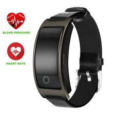 2017 CK11S Blood Pressure Smart Watch Bracelet Band Pulsometro Heart Rate Monitor Pedometer Smartband for Android iOS Phone