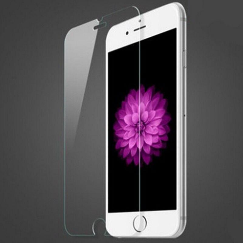 9 h 2.5d premium vidrio templado protector de pantalla para apple iphone 5 5S 6