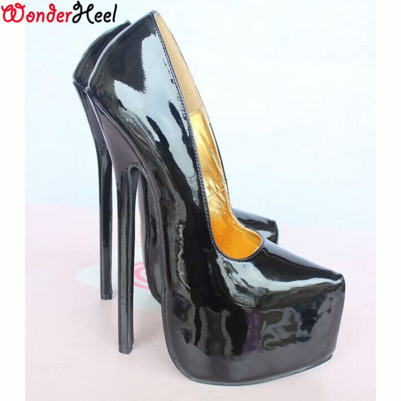 Cheap fetish high heels