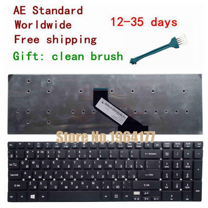 GZEELE רוסית עבור Acer Aspire Q5WV1 VA70 Z5WE1 Z5WE3 V5WE2 החלפת סדרת RU