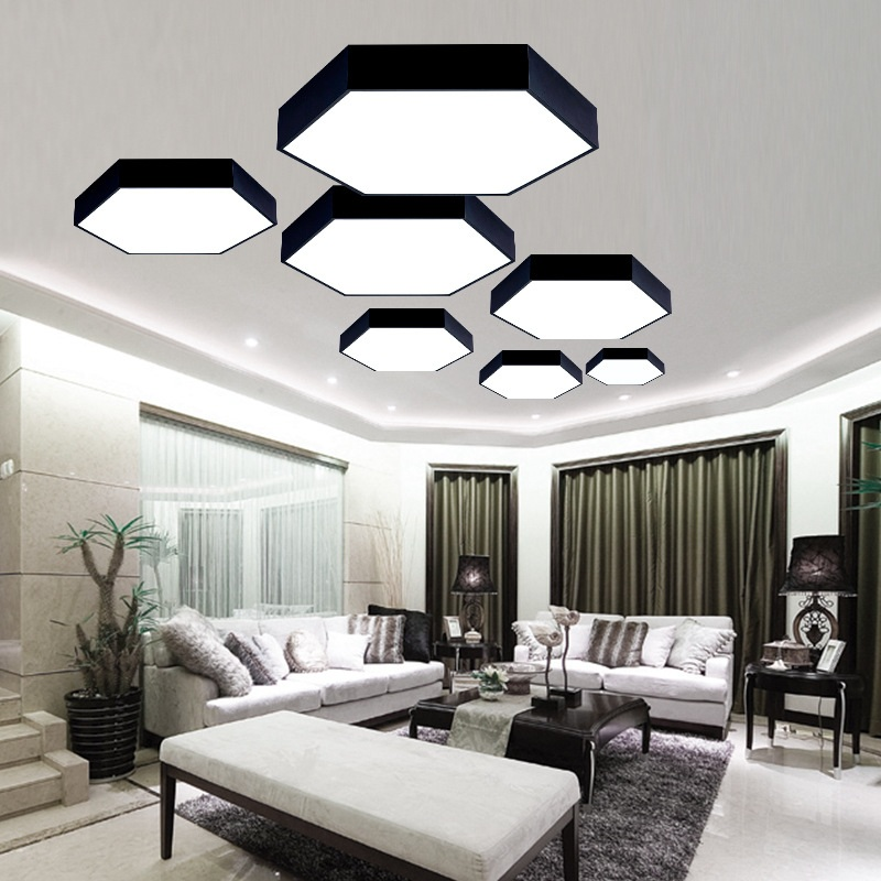 ФОТО Simple business / Home Furnishing ceiling /LED corridor aisle porch lamp living room and bedroom ceiling lamps