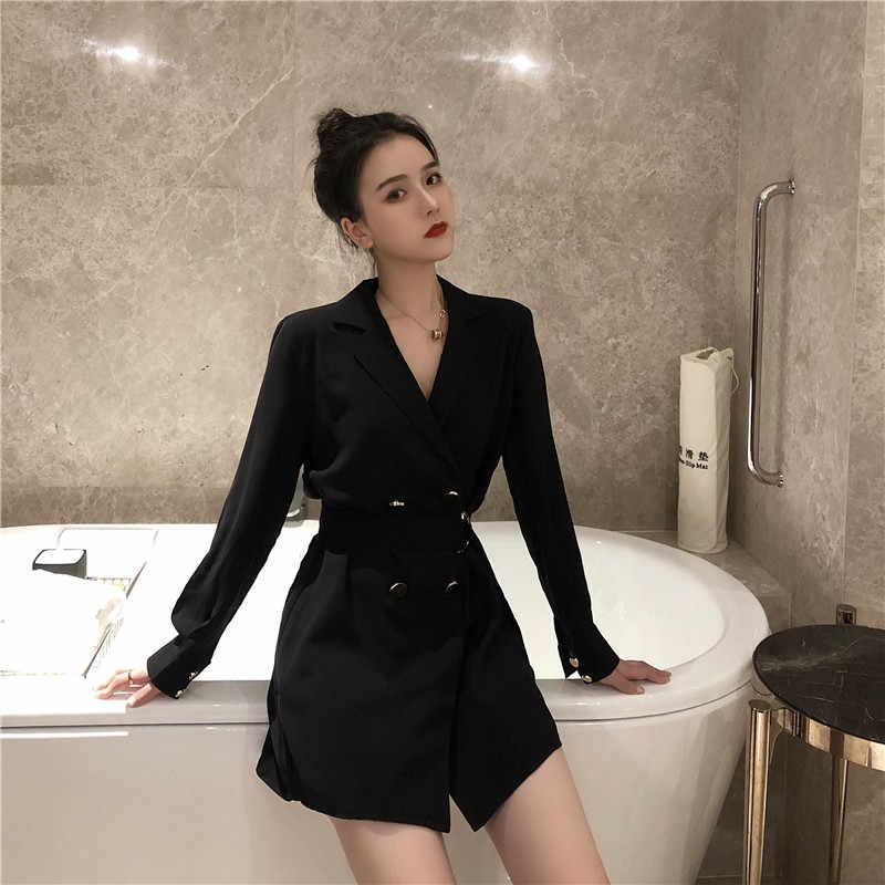 Ucuz toptan 2019 yeni bahar yaz sonbahar sıcak satış kadın moda rahat seksi elbise MW103
