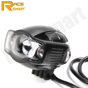 Kartal Göz Işıkları Lamba DC Hawkeye Ters Yedekleme DRL Sis Lambası Gündüz Farı Motosiklet Sinyal Ampul 31mm Harley Chopper Cru