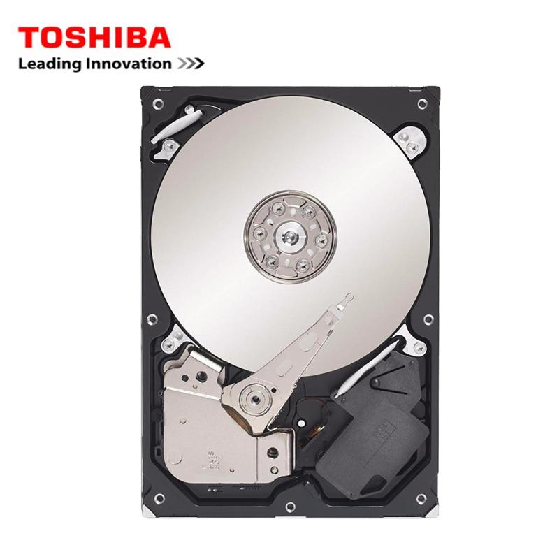 "Toshiba 500GB desktop computer hdd 3.5"" internal mechanical hard disk SATA3 6Gb/s hard disk 1TB 2TB 5700-7200 RPM buffer 5"