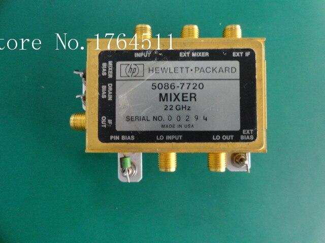 [BELLA] ORIGINAL 5086-7720 22GHZ ORIGINAL SMA Mixer
